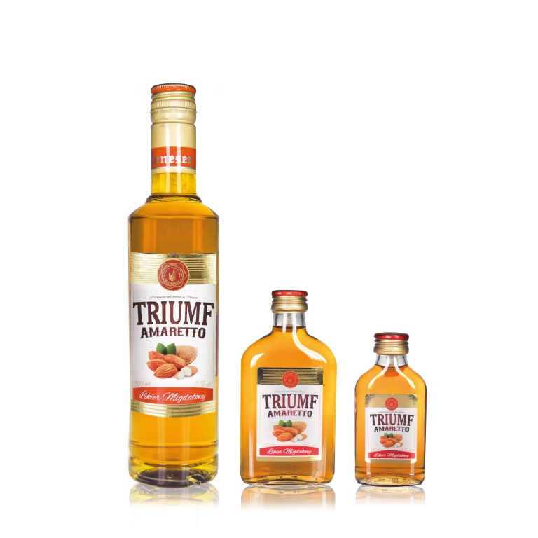 Amaretto Triumf 20% 700/200/100ml