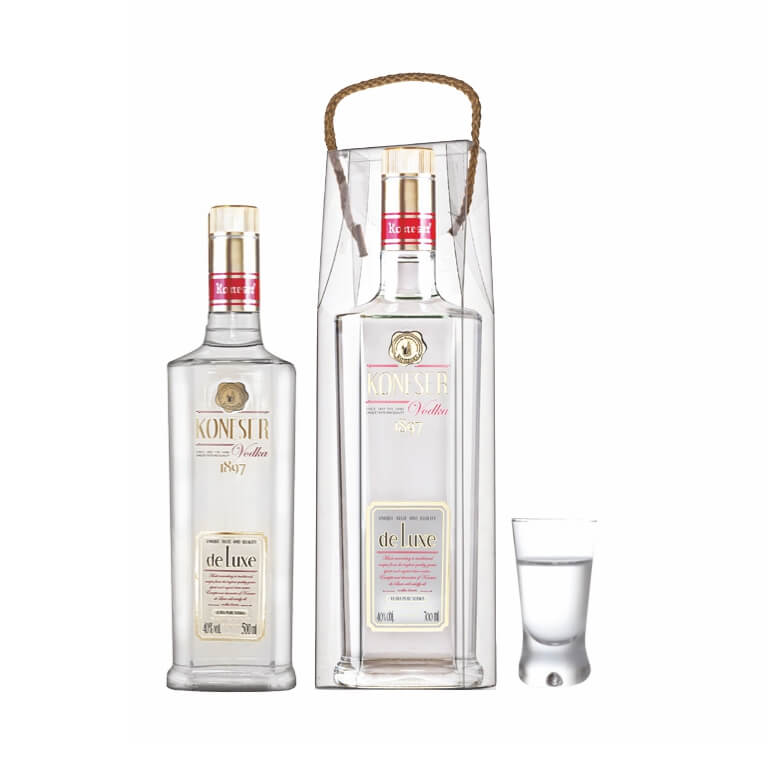 Wódka Koneser Deluxe 40% 700/500ml