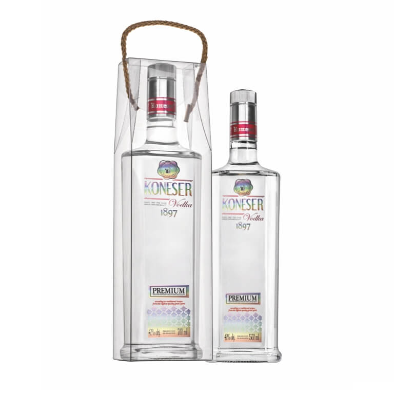 Wódka Koneser Premium 40% 700/500ml